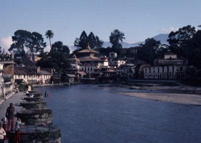 Pashupatinath en 1981