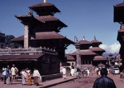 Patan en 1981