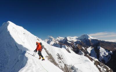 Petite expédition dans le grand Himalaya