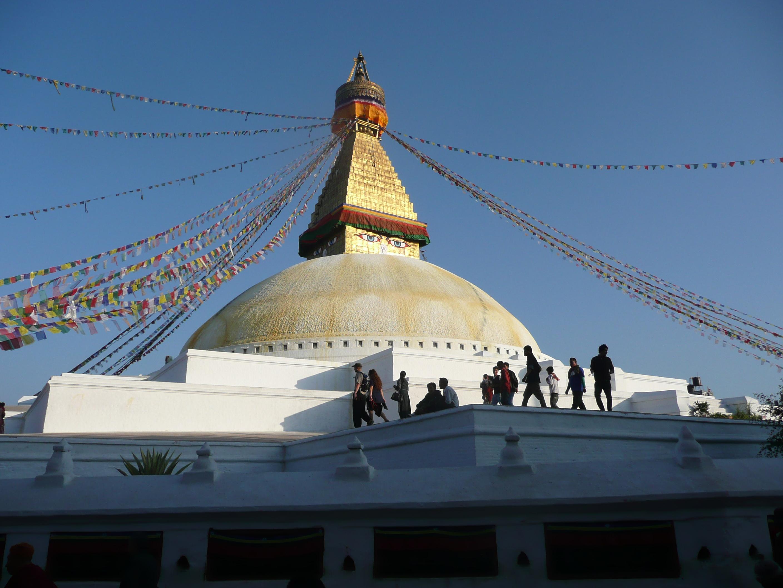 kathmandu Népal VTT