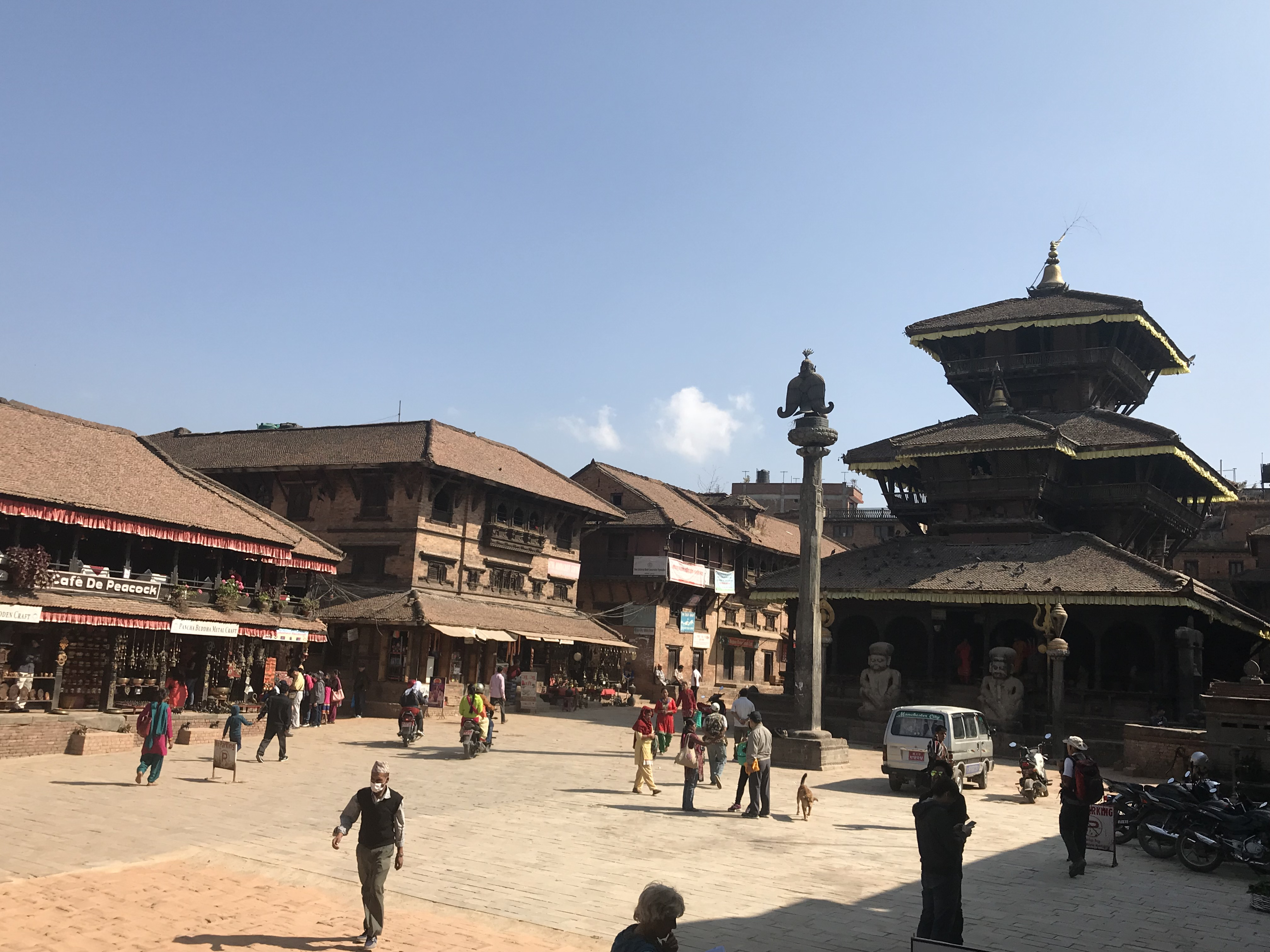 VTT Népal Kathmandu