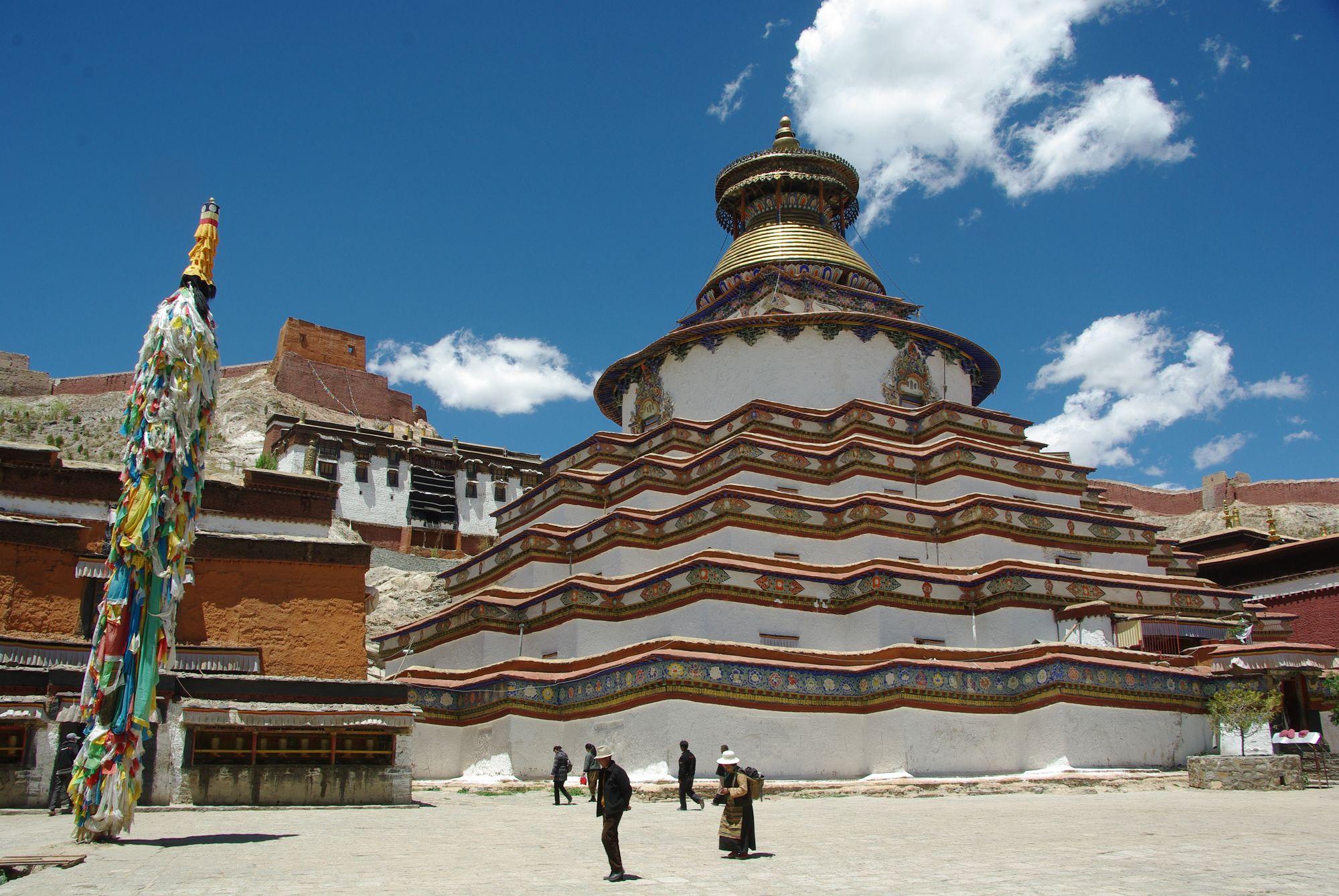 Monastère de Gyantse