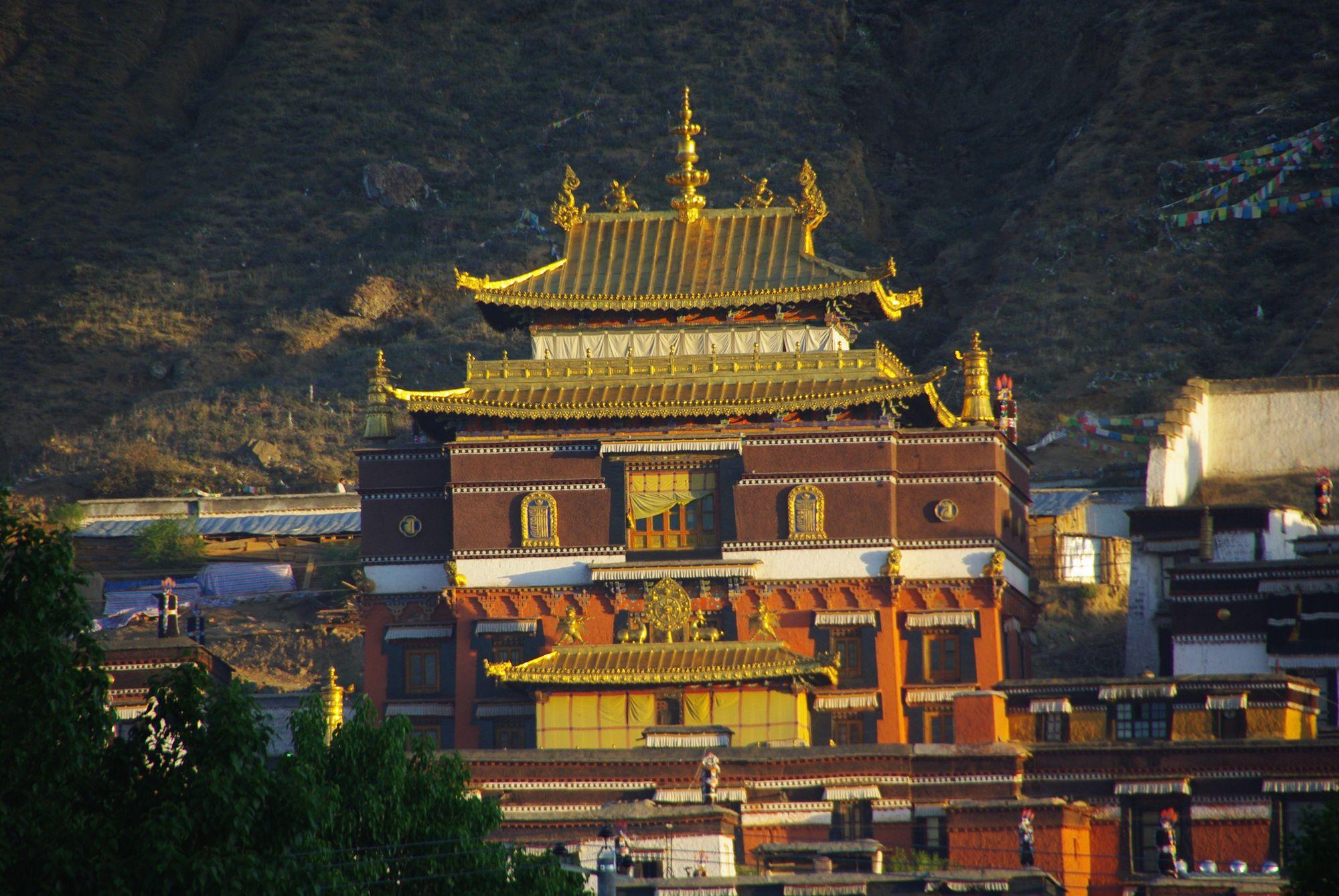 Monastère de Shigatse