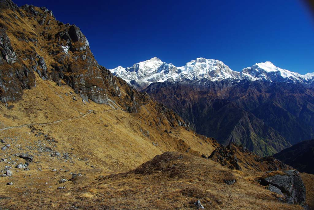 Haute route des Annapurna, namun La
