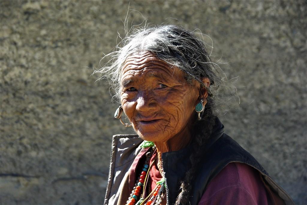 Portrait du haut Dolpo