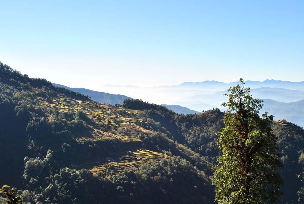 Trek Tamang heritage