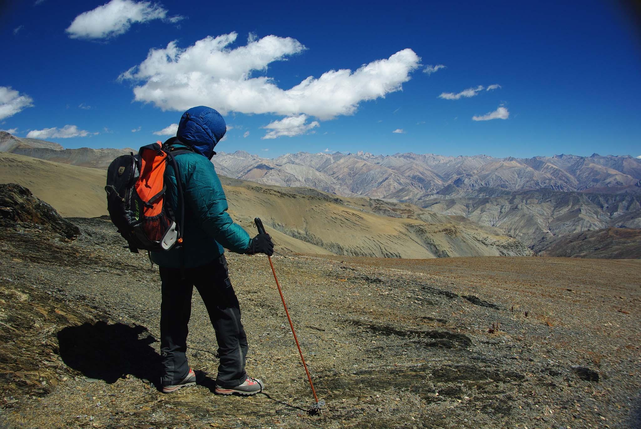 Passage du Sela la, trek au Népal, Dolpo
