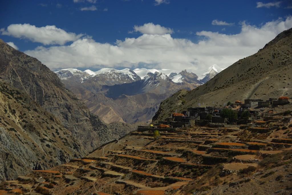 Trek Haut Dolpo Mustang, Sangda