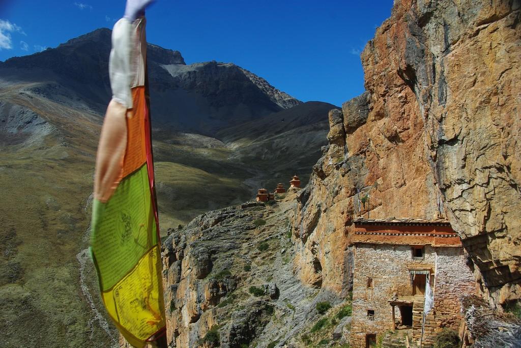 Trek Dolpo Mustang, Tsankang