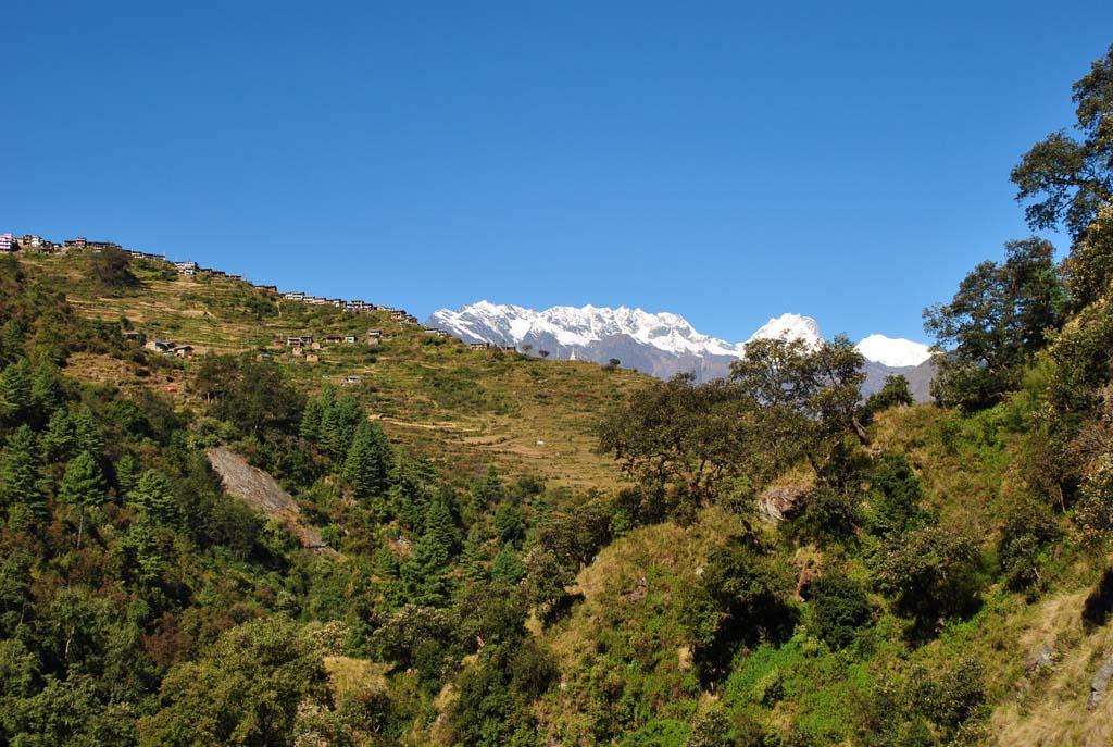 Trek au Langtang et Tamang heritage