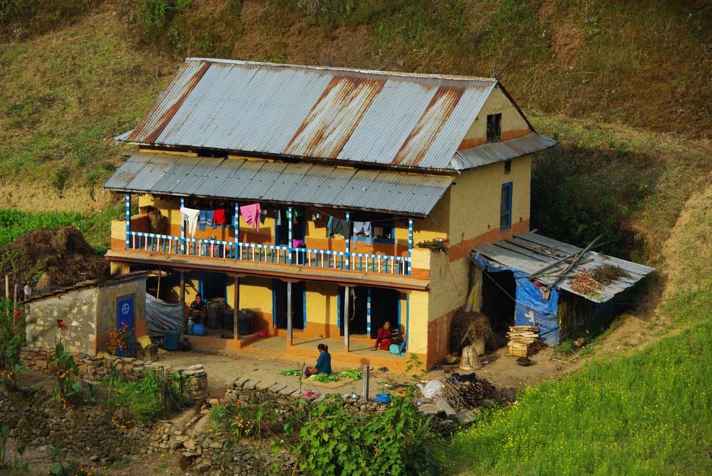 Trek Népal immersion