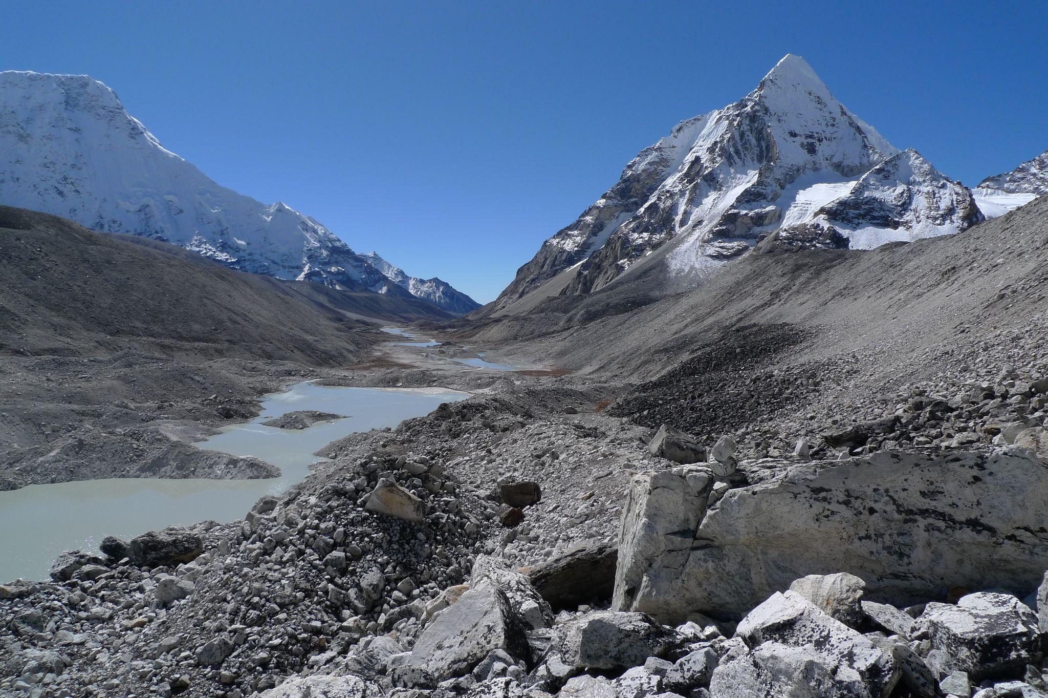 Trek du Mera peak
