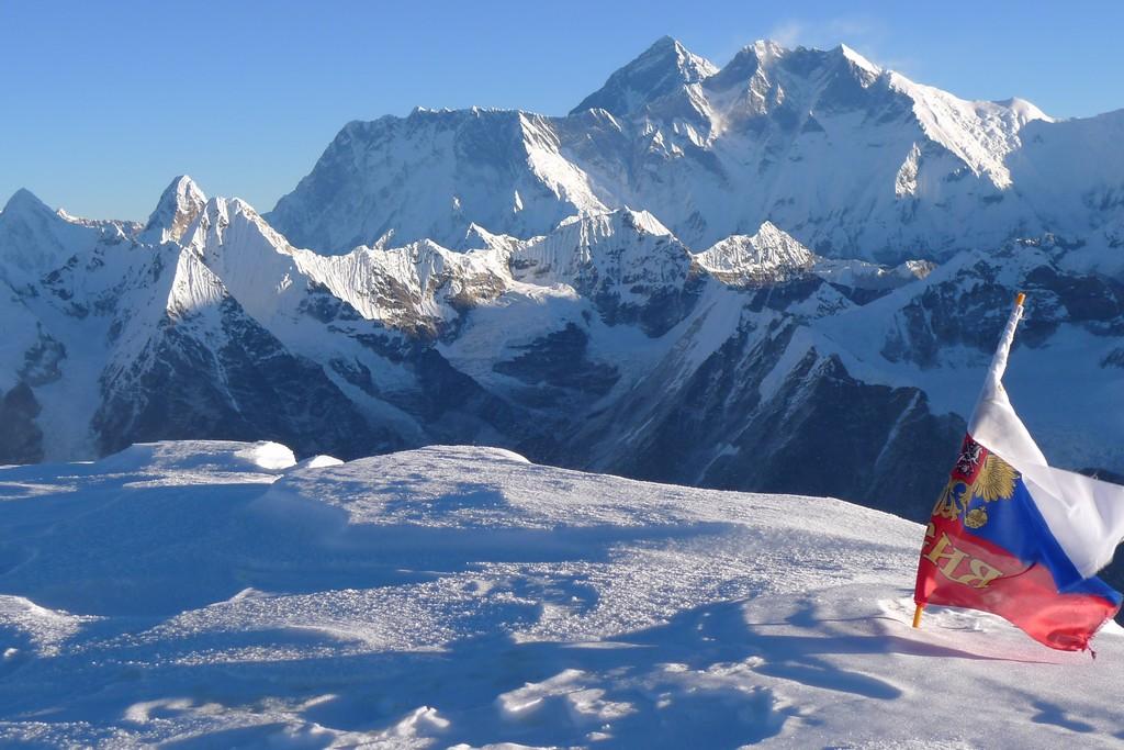 Sommet du Mera peak