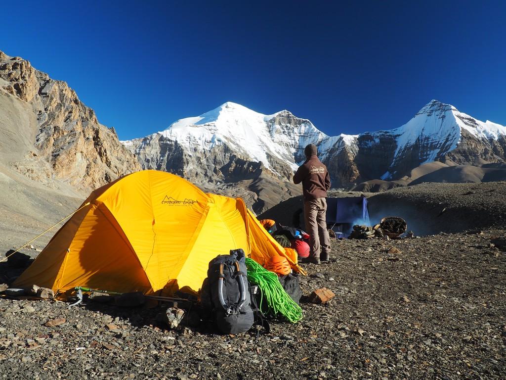 Pokarkang Expé Népal