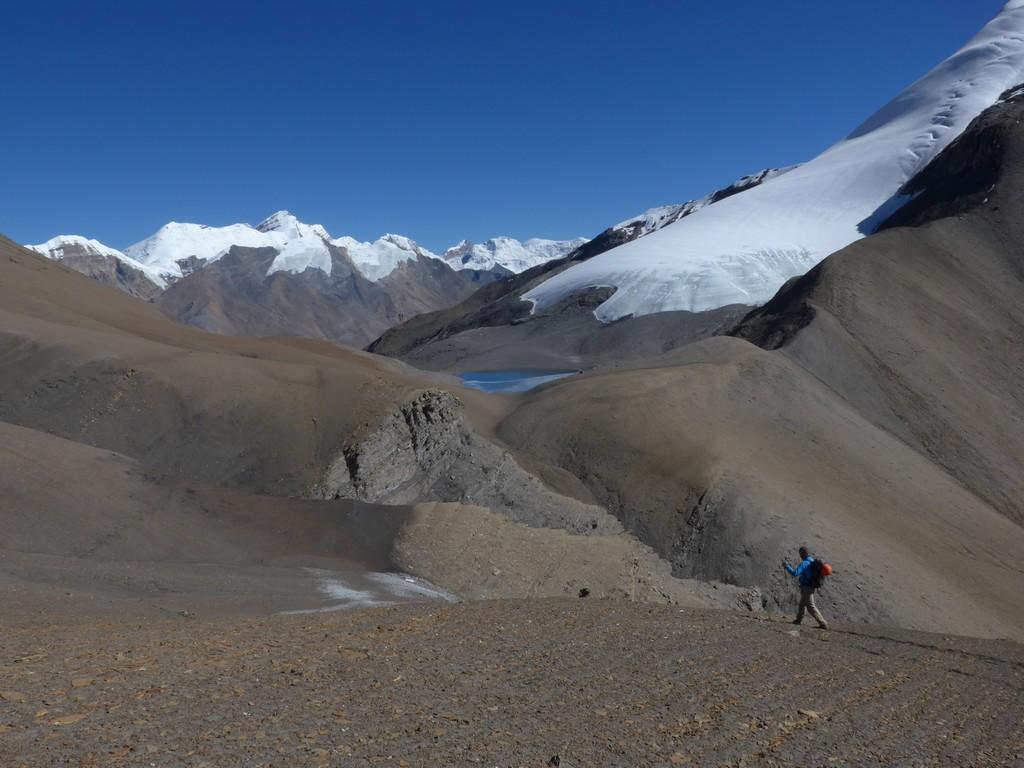 Pokarkang expédition au Népal