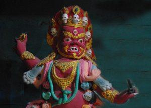 Trek Nepal covid 19 et dieu protecteur